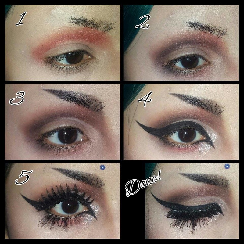 Visual Kei Inspired Daily Makeup 2 A To J Connections