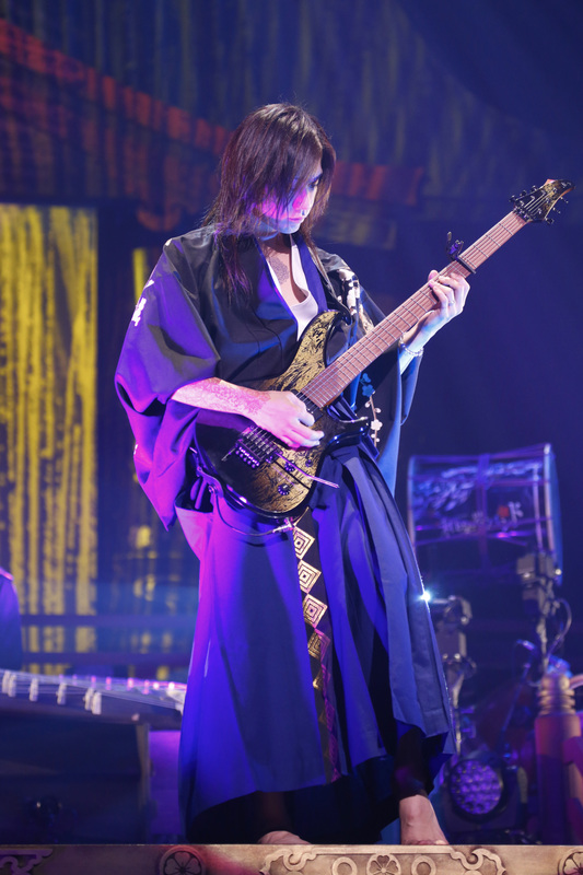 waggaki band vocalo zanmai