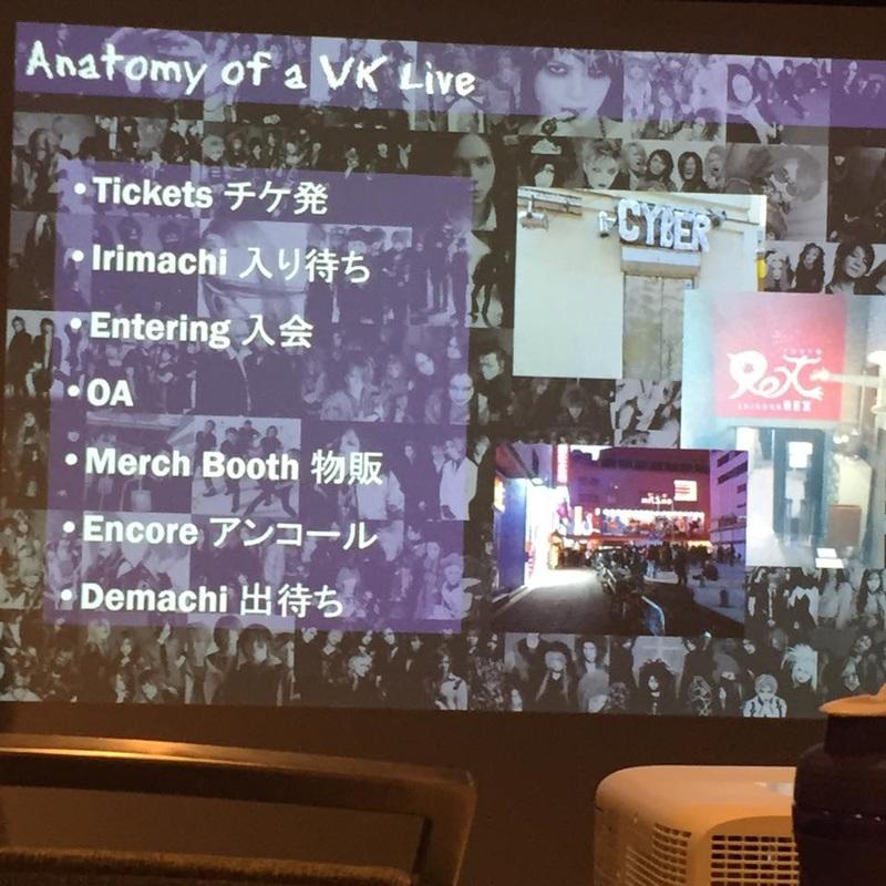 Report: Visual Kei 101 Panel At Sakura Con 2016 - A-to-J