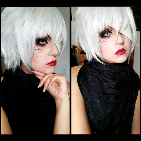 Visual Kei Inspired Daily Makeup 3 - A-to-J Connections