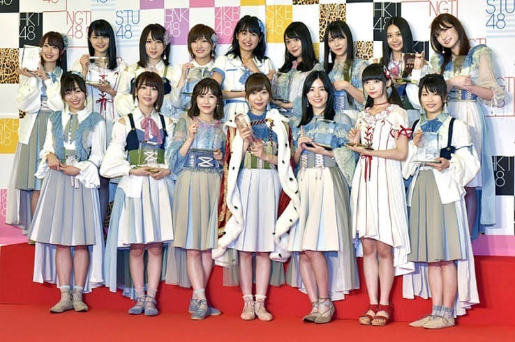 Category: Senbatsu - A-to-J Connections