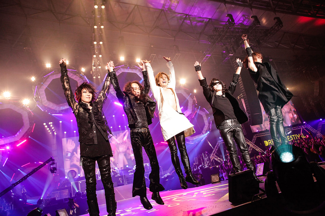 X JAPAN Counts Down to
