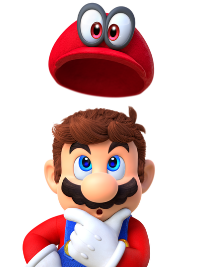 Super Mario Odyssey is Almost Upon Us - A-to-J Connections